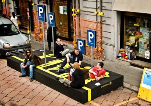 Parking_Springtime