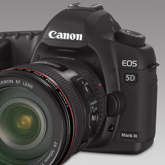 Canon EOS 5D Mark III Digital SLR Specifications | Rumor